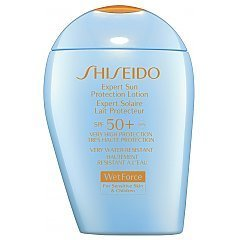 Shiseido Expert Sun Protection Lotion WetForce for Sensitive Skin and Children 1/1