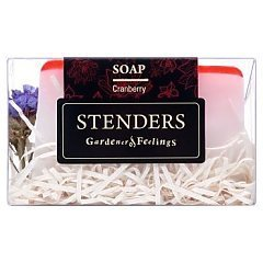 Stenders Gardener of Feelings Cranberry Soap 1/1