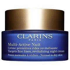 Clarins Multi-Active Nuit Targets Fine Lines Revitalizing Night Cream 1/1