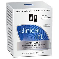 AA Clinical Lift 50+ Night 1/1