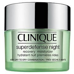 Clinique Superdefense Night Recovery Moisturizer tester 1/1