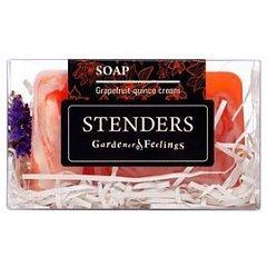 Stenders Gardener of Feelings Grapefruit-Quince Cream Soap 1/1