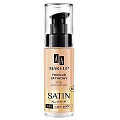 AA Make Up Satin IQ10 System Foundation 1/1