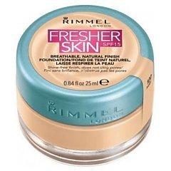 Rimmel Fresher Skin Foundation 1/1