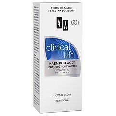 AA Clinical Lift 60+ Eye Cream 1/1