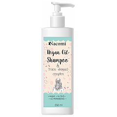Nacomi Argan Oil Shampoo 1/1