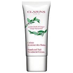 Clarins Hand and Nail Treatment Cream Orange Leaf 1/1