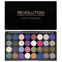 Makeup Revolution Ultra Eyeshadows Palette 1/1