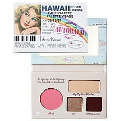 The Balm Autobalm Hawaii Face Palette 1/1