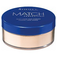 Rimmel Match Perfection Silky Loose Face Powder 1/1