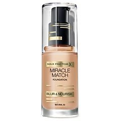 Max Factor Miracle Match Foundation 1/1