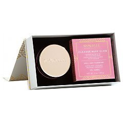 Spongelle Shimmer Collection Cleanse Buff Glow Brilliant Tuberose 1/1