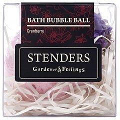 Stenders Gardener of Feelings Cranberry Bath Bubble Ball 1/1