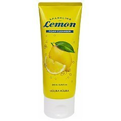 Holika Holika Carbonic Acid Lemon Foam Cleanser 1/1