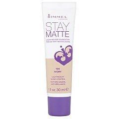 Rimmel Stay Matte Liquid Mousse Foundation 1/1