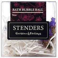 Stenders Gardener of Feelings Rose Bath Bubble Ball 1/1