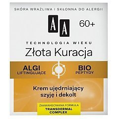 AA Technology Age 60+ Gold Cure Neck Cream 1/1