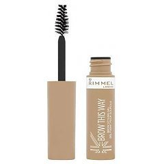 Rimmel Brow This Way Brow Stylin Gel With Argan Oil 1/1