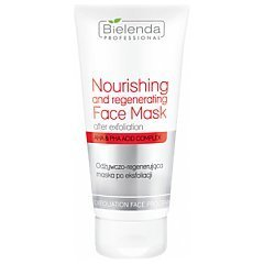 Bielenda Professional Nourishing And Regenerating Face Mask After Exfoliation 1/1