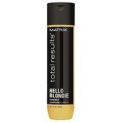 Matrix Total Results Hello Blondie Conditioner 1/1