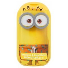 Corsair Despicable Me Minion Shampoo & Conditioner 1/1