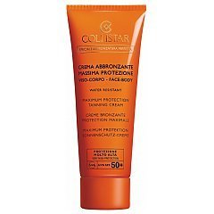 Collistar Special Perfect Tan Maximum Protection Tanning Cream 1/1