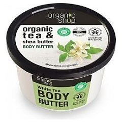Organic Shop Tea & Shea Body Butter 1/1