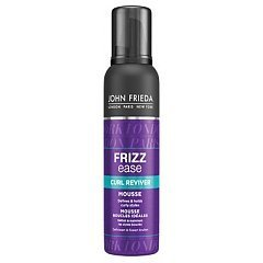 John Frieda Frizz-Ease Curl Reviver Styling Mousse 1/1