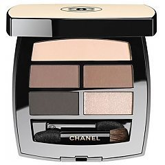 CHANEL Les Beiges Healthy Glow Natural Eyeshadow Palette 1/1