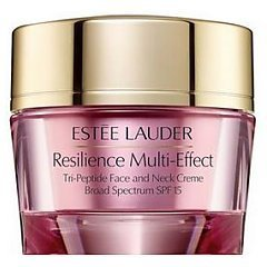 Estee Lauder Resilience Multi-Effect Tri-Peptide Face and Neck Creme tester 1/1