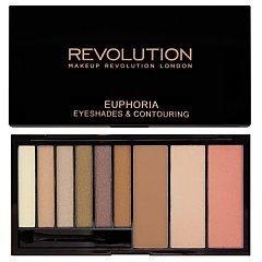 Makeup Revolution Euphoria Eyeshades & Contouring 1/1
