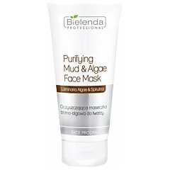 Bielenda Professional Purifying Mud & Algae Face Mask 1/1