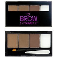 Makeup Revolution I Love Makeup Brow Kit 1/1