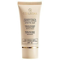 Collistar Cream-Powder Foundation Matte Finish 1/1