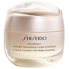 Shiseido Benefiance Wrinkle Smoothing Cream Enriched 1/1