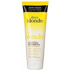 John Frieda Sheer Blonde Go Blonder Lightening Conditioner 1/1