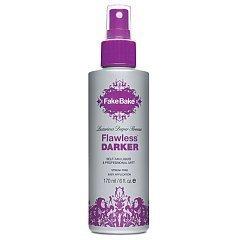 Fake Bake Flawless Darker Self-Tan Liquid & Professional Mitt 1/1