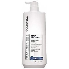 Goldwell Dualsenses Scalp Specialist Deep Cleansing Shampoo 1/1