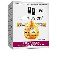 AA Oil Infusion Argan Inca Inchi Oil 50+ Day Cream 1/1