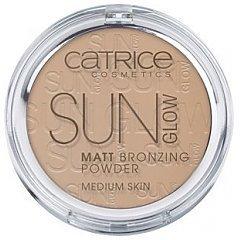 Catrice Sun Glow Matt Bronzing Powder Water Resistant 1/1