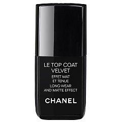 CHANEL Le Top Coat Velvet Long-Wear and Matte-Effect 1/1