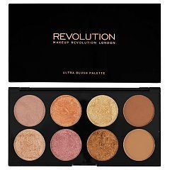 Makeup Revolution Ultra Professional Blush Palette 1/1