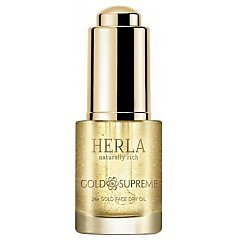 Herla Naturally Rich Gold Supreme 24K Gold Face Dry Oil 1/1