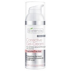 Bielenda Professional Corrective Gel-Cream For Winkles Around The Eyes With Peptides 1/1