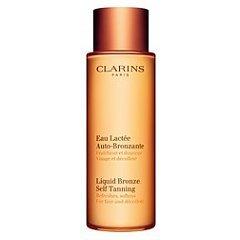 Clarins Liquid Bronze Self Tanning 1/1