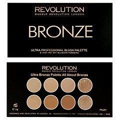 Makeup Revolution Blush & Contour Palette 1/1