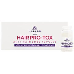 Kallos Hair Pro-Tox Anti-Hair Loos Ampoule 1/1