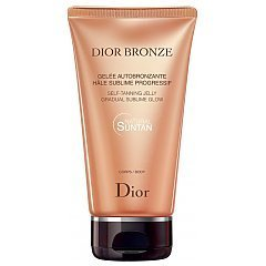 Christian Dior Bronze Self-Tanning Jelly Gradual Sublime Glow Body 1/1
