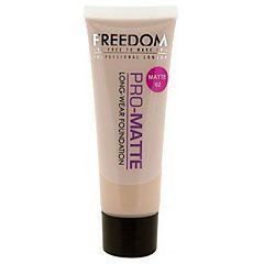 Freedom Pro-Matte Foundation 1/1