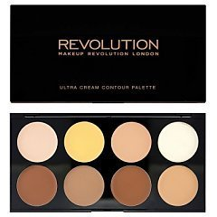 Makeup Revolution Ultra Cream Contour Palette 1/1